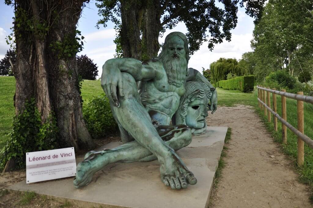 Léonard de Vinci amboise